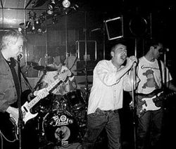 Patrol live in the 90s